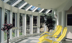 WICTEC Glazed extensions & conservatories