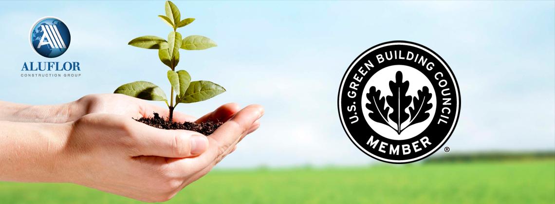 Aluflor Leed Certification Leadership In Energy And Environmental